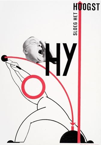 By Paul Schuitema, 1 9 2 8, advertising flyer for P. van Berkel Ltd. Rotterdam.