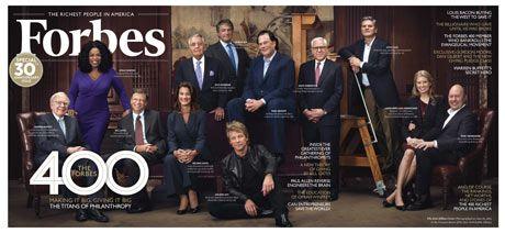 jon bon jovi on magazine covers | Forbes 400: Gates and Buffett top the rich list as young bucks get ...
