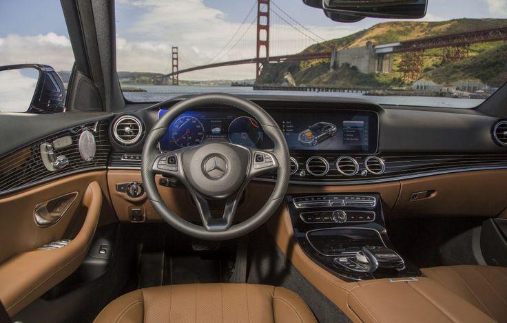 2017 Mercedes-Benz E300 First Drive Review