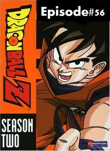 Dragon Ball Z-Episode 56-Zarbon's Mission-English Dubbed