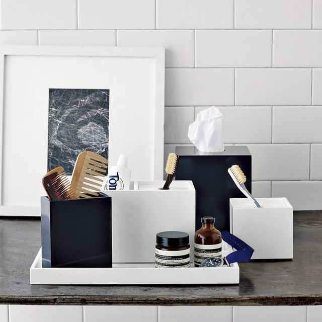 Bathroom Accessories West Elm best 25+ industrial bathroom accessory sets ideas on pinterest
