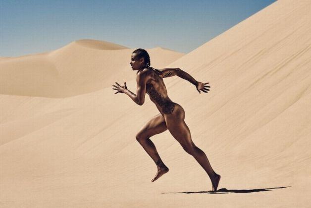 Chantae McMillan, atleta de heptatlo