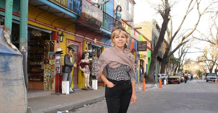En un popular barrio de Buenos Aires, 11 de agosto de 2005