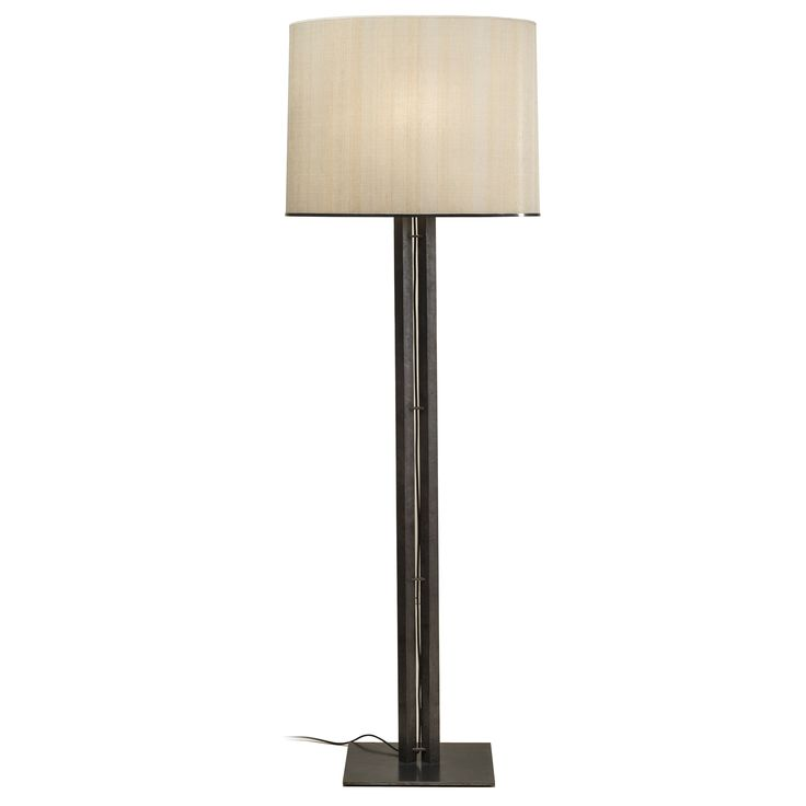 Buy bakar floor lamp design by bruno moinard by gotham sample designer lighting from dering halls collection of contemporary floor lamps