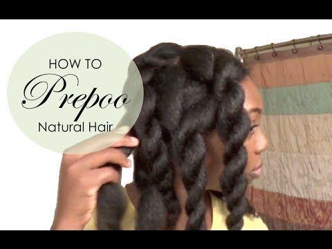 Natural Hair A Regimen