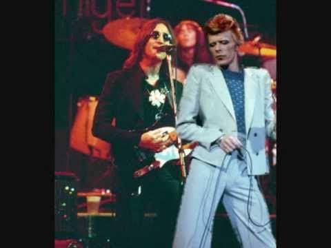 David Bowie & John Lennon / Young Amercians