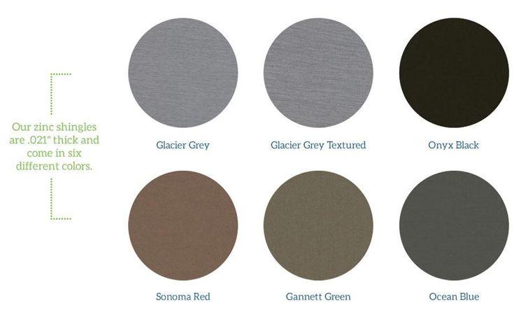 Best Zinc The Dark Horse Of Metal Roofing – Zinc Roof Costs 400 x 300