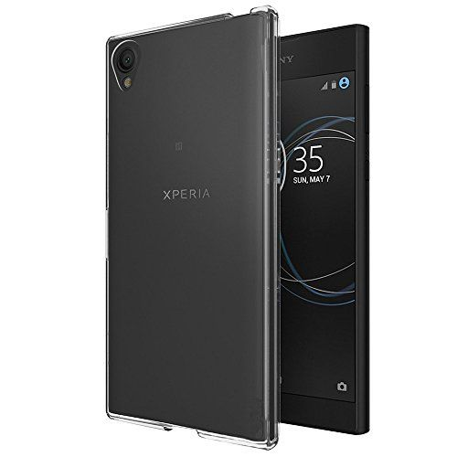 Sony Xperia L1 Case - Clear Crystal Transparent Silicone Gel Cover Design Slim Protective Back Bumper Shockproof Soft Tpu Cases For Sony Xperia L1 The Keep Talking Shop