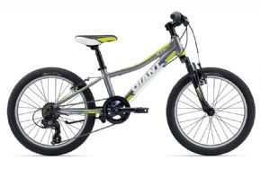 Giant Xtc Jr 20 Boys Bike 2017 Designed to get young riders pumped on riding trails XtC Jr. 20 and 24 are just the right size and have all the right features. With a lightweight aluminium frame front suspension fast-rolling 20 or 2 http://www.MightGet.com/april-2017-1/giant-xtc-jr-20-boys-bike-2017.asp