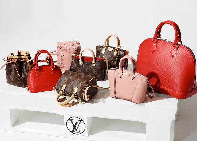 Love the nano lockit. Louis Vuitton Launches Nano Bag Collection - Pursuitist