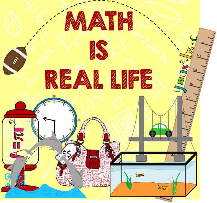 maths in every day life