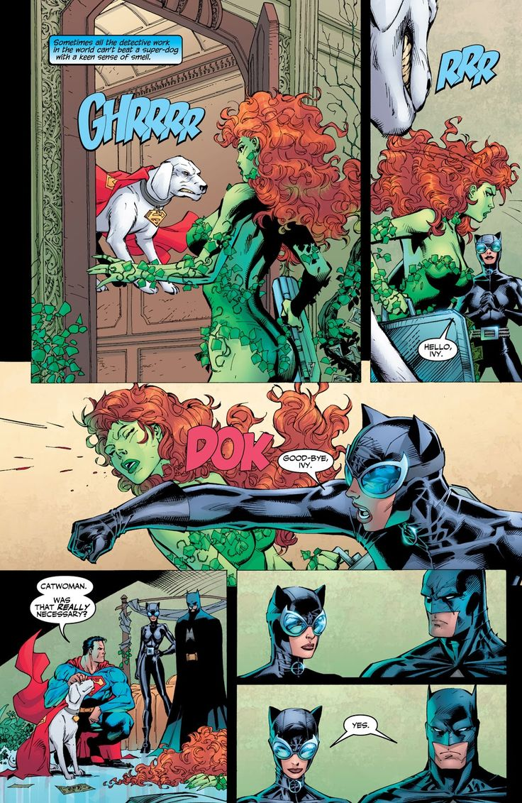 Batman: The Complete Hush Full - Read Batman: The Complete Hush Full comic online in high quality<<This is why they're a good couple.