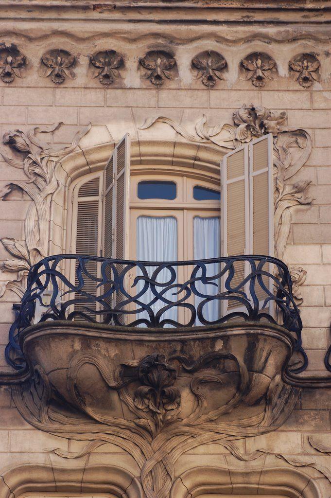 Buenos Aires ~ Art Nouveau | Congreso, Buenos Aires, Argentina (9807757)