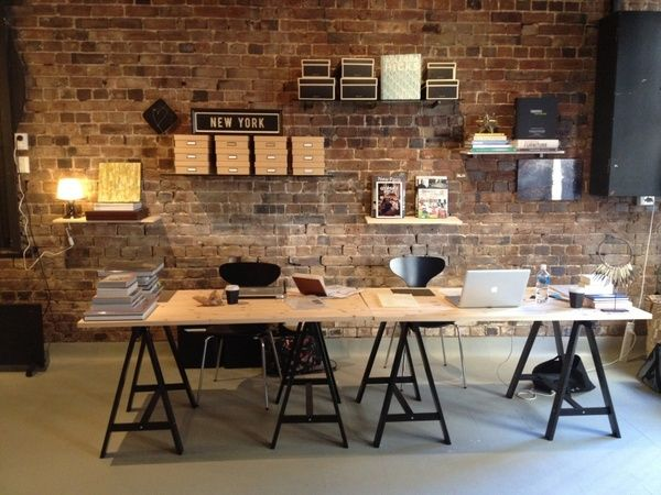 25 best ideas about Creative office space on PinterestFun