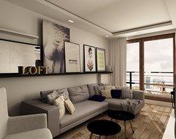Salon styl Skandynawski - zdjęcie od design me too
