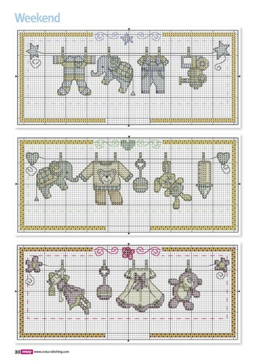 Gallery.ru / Photo # 22 - Cross Stitch Crazy 178 2013 - tymannost