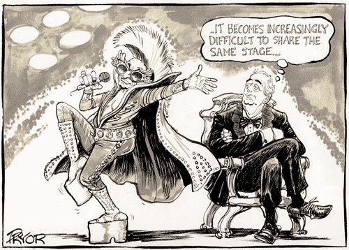 Bob Hawke Cartoon