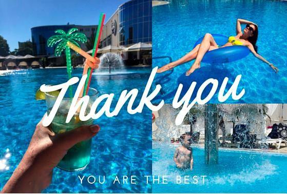 Спасибо любимым гостям за яркие летние фотографии! 🌊🌊🌊🌊🌊🌊🌊🌊🌊🌊🌊🌊🌊🌊🌊🌊🌊🌊🌊🌊🌊🌊🌊🌊🌊🌊🌊 Приезжайте и Вы к нам отдохнуть у бассейна!  Справки по телефону +38048 757 90 90 ж/м Совиньон 1, Южносанаторный пер. 5 #Odessa #summer #Одесса #лето #GrandMarine