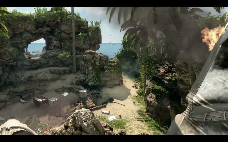 Black Ops 2. Cove.