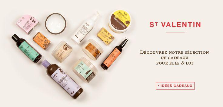 Pour la Saint Valentin, pensez aux soins Najel !  Retrouvez nos Idées cadeaux sur la boutique  en ligne http://boutique.najel.net/