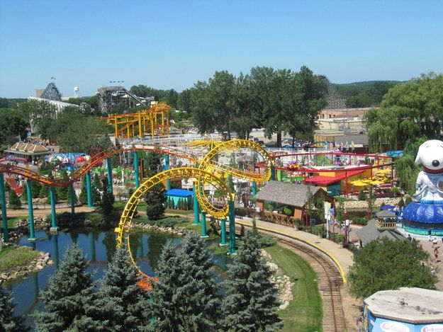 Valleyfair Shakopee, MN | 26 Of The Most Underrated Amusement Parks In The World