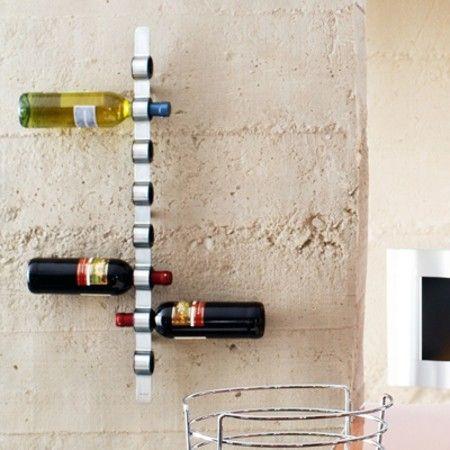 muur wijnrek blomus cioso
