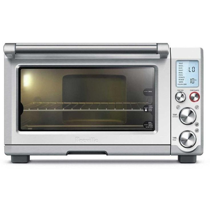 Convection Toaster Oven Digital Stainless Steel Dorm Room Countertop Pizza Pan  #nonbranded