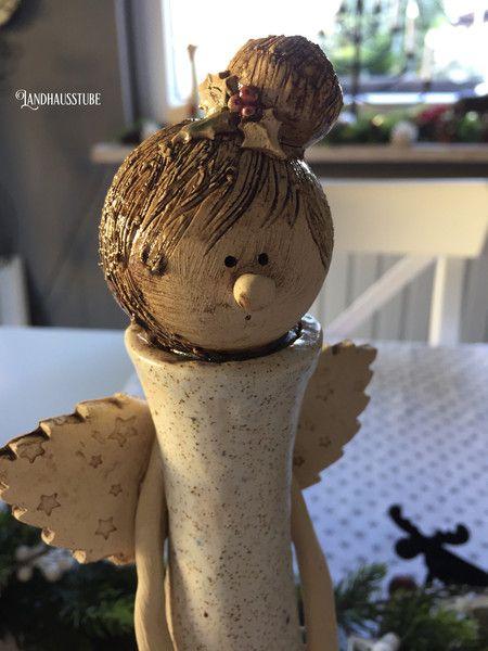 Deko-Objekte - Engel - ein Designerstück von Dani11-72 bei DaWanda