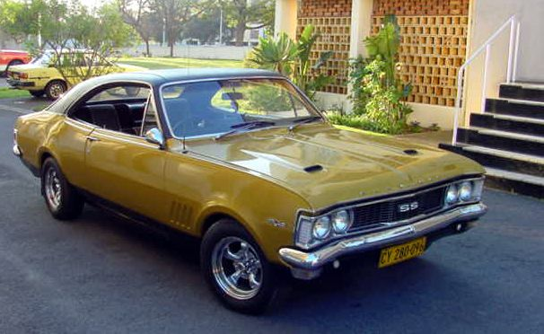 African Muscle Cars.com just said hello, so I'm letting you know ...