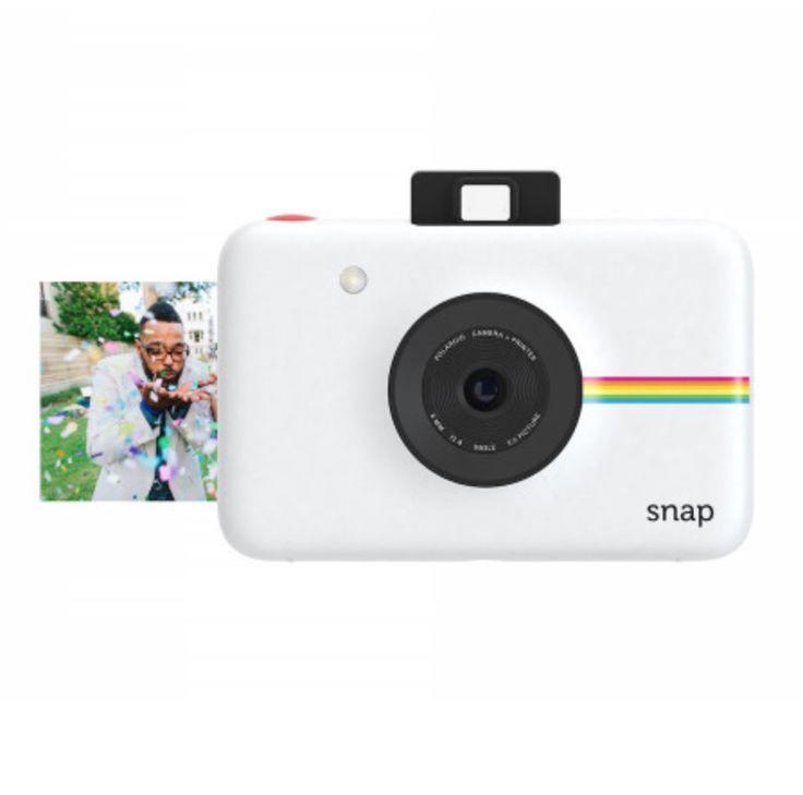 Polaroid Snap la fotocamera istantanea che non usa inchiostro per le stampe