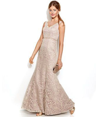 Awesome Junior Bridesmaid Dresses JS Collections Sleeveless Floral Lace Mermaid Gown