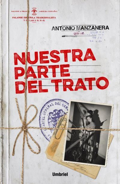Nuestra parte del trato // Antonio Manzanera // Umbriel Thriller (Ediciones Urano)