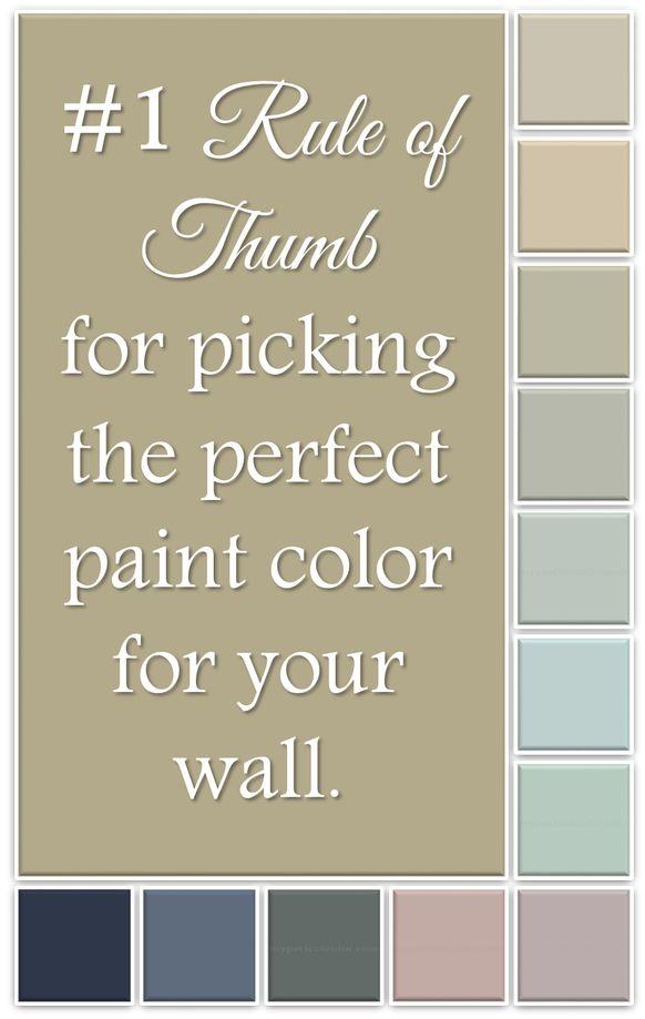 Pinterest Title Picture for Paint colors interior paint