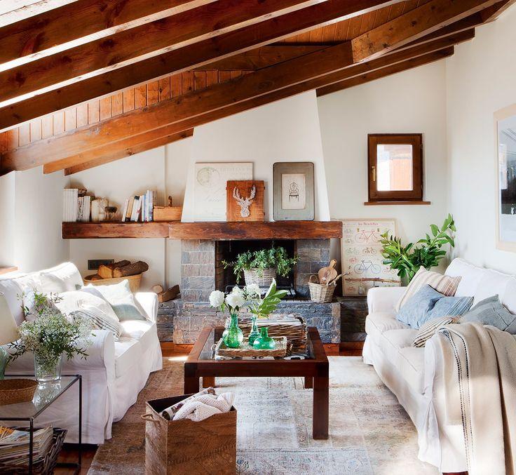 «Me gusta vivir en la montaña» · ElMueble.com · Casas …
