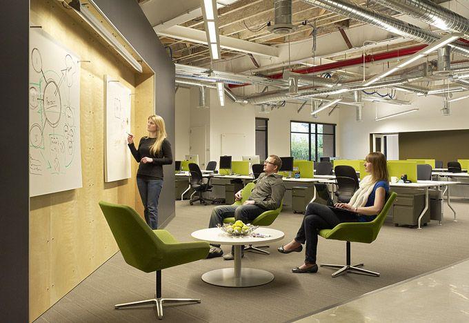 Skype's Modern Palo Alto Office (12 pics)