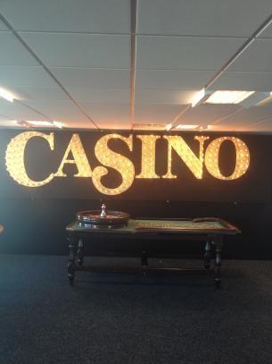 hosting a casino party