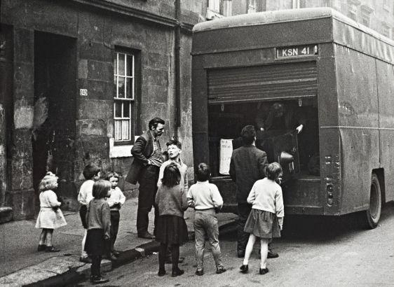 The Gorbals, Glasgow.