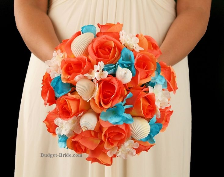 Wedding Flowers For Beach Theme : Images about beach theme wedding flowers on