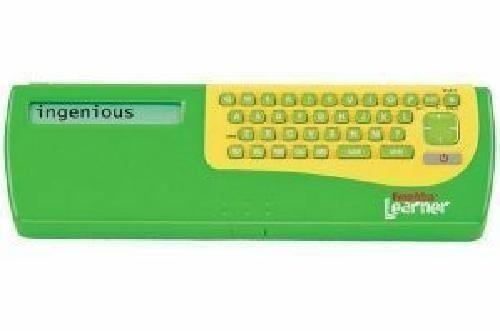 Franklin Merriam Webster Phonetic Spelling Corrector Pencil Box #Franklin #Dictionary