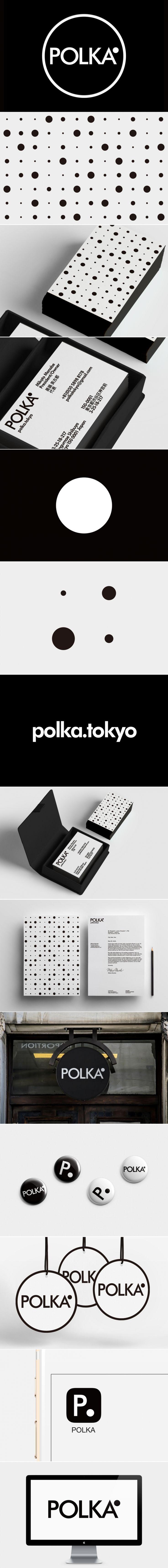 Polka — The Dieline - Branding & Packaging Design - created via https://pinthemall.net