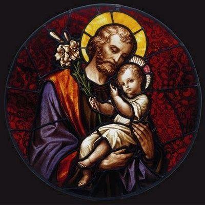 Acto de Contrición   Patriarca Santo, José bendito, aquí a tus plantas yo pecador. Humildemente llego contrito, amante padre del redentor....