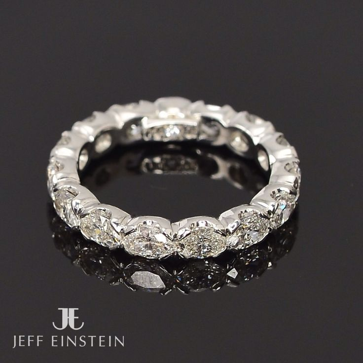 With 14 x oval diamonds this magnificent ring is part of the new Jeff Einstein Jewellery Collection, available in store now ✨ . . #jeffeinsteinjewellery #doublebay #sydney #jewelry #jewellery #diamondring #fashionblogger #fashion #styleblogger #style #ring #jewels #weddingring #weddinginspiration #eternityring