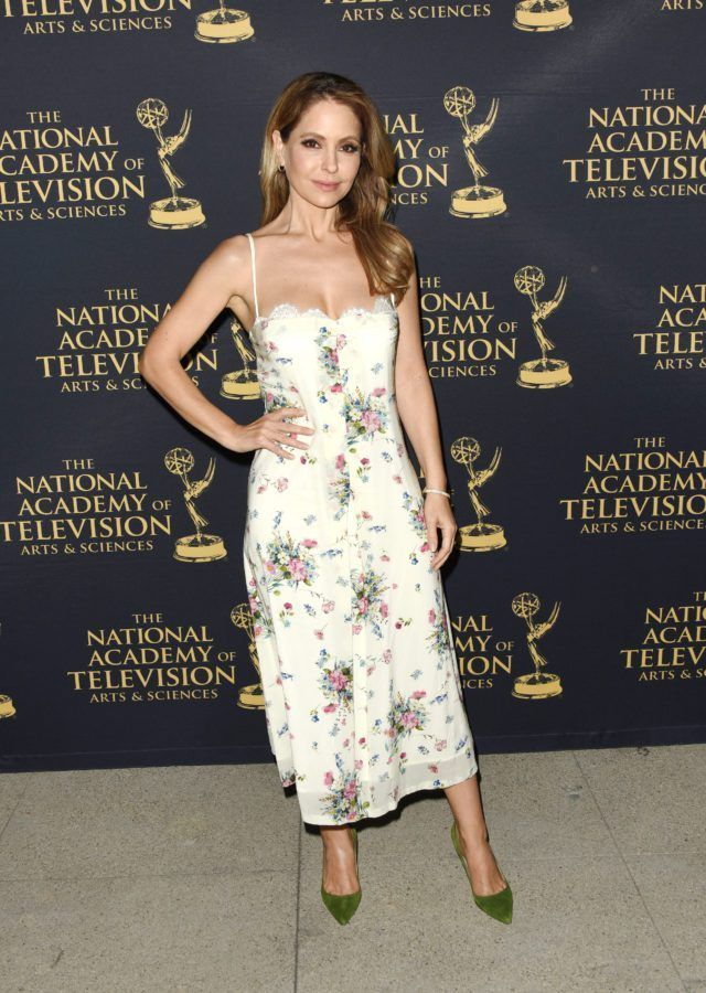 GH Stars Attend 2019 Daytime Emmy Nominee Reception - Soap