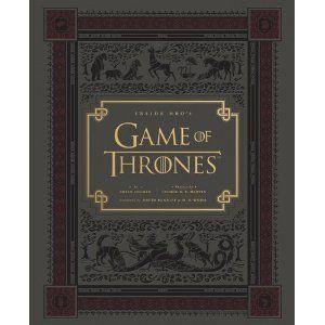 Inside HBO's Game of Thrones: Bryan Cogman: 9781452110103: Books - Amazon.ca