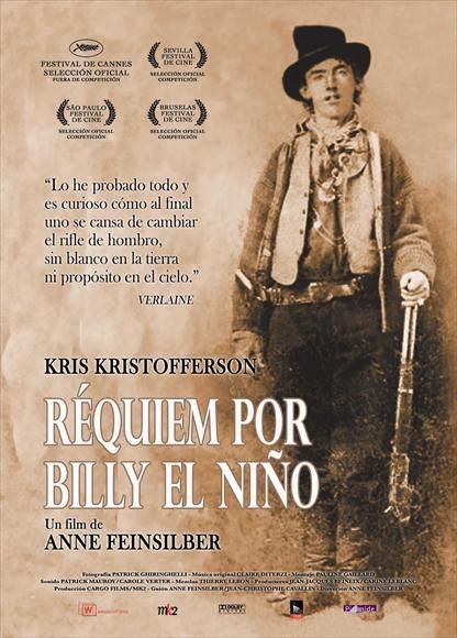 Requiem for Billy the Kid (Spanish) 11x17 Movie Poster (2006)
