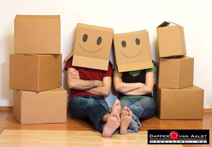 Hoe vaak verhuist de gemiddelde Nederlander in zijn of haar leven? Wat denk jij?