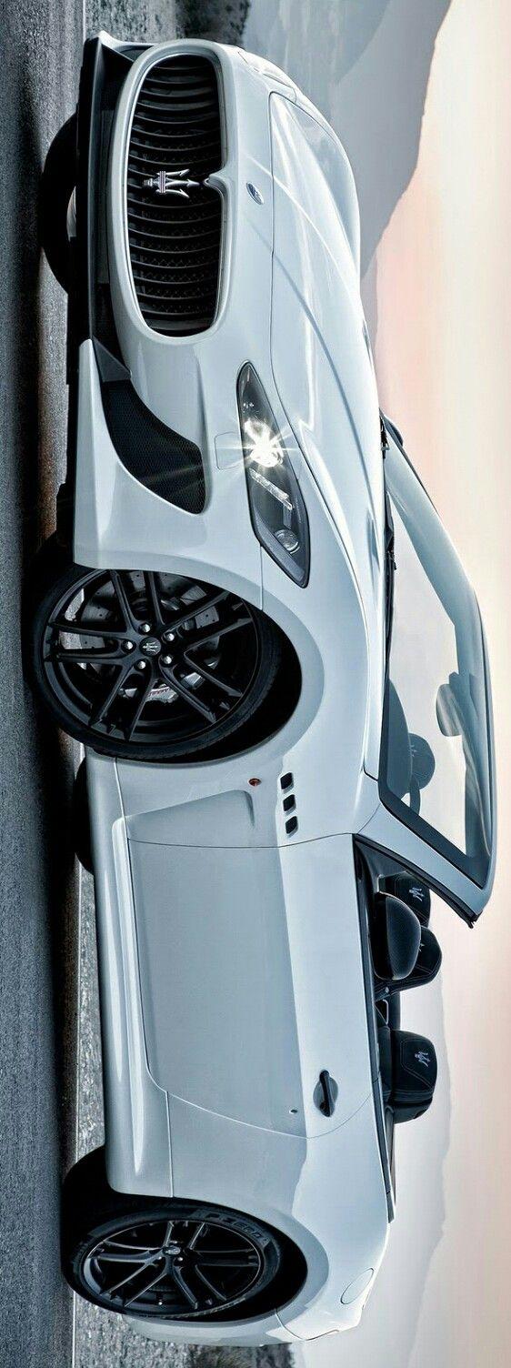 Maserati GranTurismo by Levon http://amzn.to/2sqd2fG