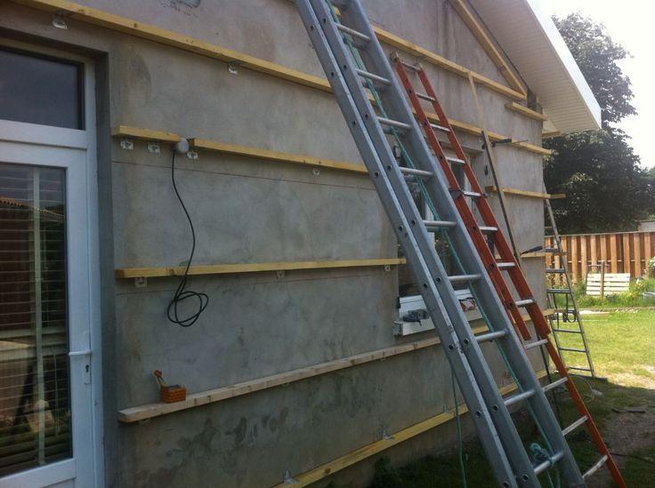 17 meilleures id es propos de isolation toiture sur for Isolation mur exterieur