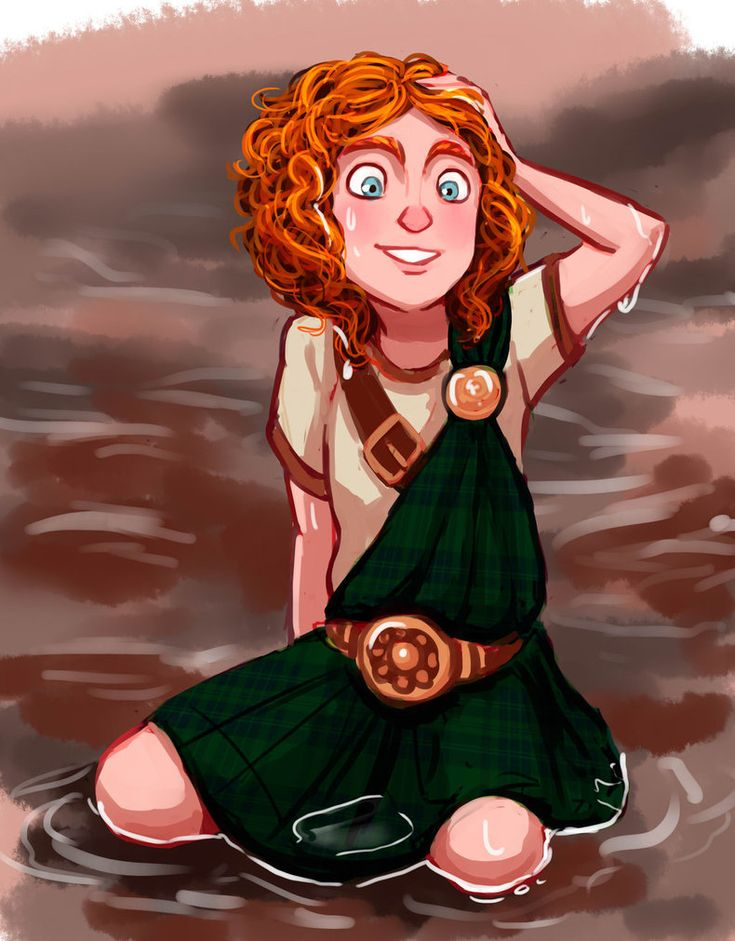 Merida (Gender bender)