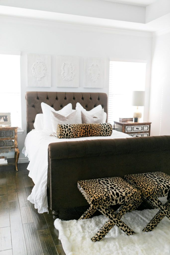 Master Bedroom Updates | Chronicles of Frivolity. in 2019 ...